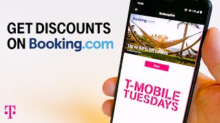 How To Get Discounts on Hotel Reservations Through Booking.com   T-Mobile Tuesdays