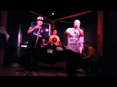 Concierto Beat Box | Make the Rythim (PBX y Migue) con OjosRojos