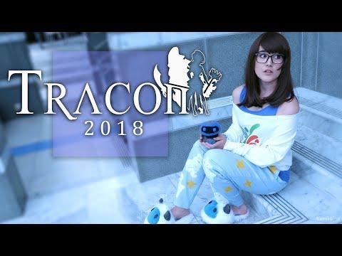 TRACON 2018   19v synttärit & pajamei cosplay!