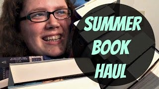 HUGE BOOK HAUL | SUMMER 2014 Thumbnail