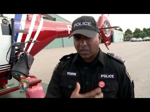Policing York Region: Air Support Unit & Emergency Response Unit