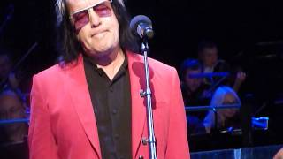 Watch Todd Rundgren Wailing Wall video