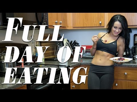Full Day Of Eating For Fat Loss | Cutting For Photoshoot | Overcome Adrenal Fatigue