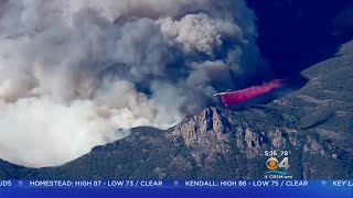 Another Fire Has Erupted In Southern California
