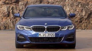 2019 BMW 330i M Sport | Portimao Blue | Exterior, Interior