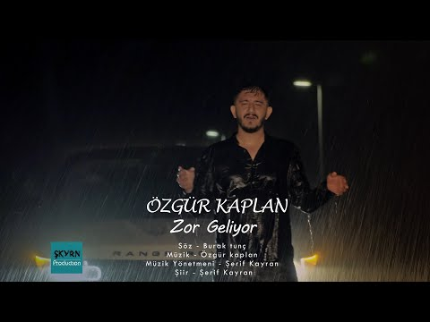 Özgür Kaplan - Zor Geliyor 2021 Klip