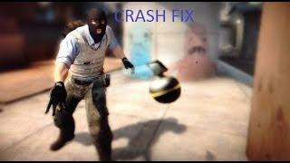 CS:GO  - CRASH FIX(don't send error and others)