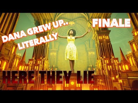 HERE THEY LIE FINALE   BOTH ENDINGS