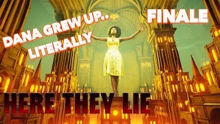 HERE THEY LIE FINALE | BOTH ENDINGS