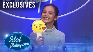 Zephanie Dimaranan - Idol Reacts | Idol Philippines