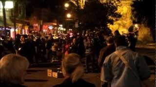 2/25/12 - Corner of Frenchmen and Chartres - Brass Band (Part II)