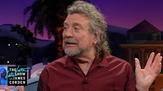 Robert Plant Lost a Karaoke Duel in China