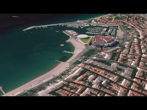The Cannes Palais des Festivals
