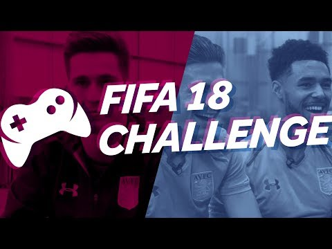FIFA 18: Grealish and Green v Onomah and iLukas
