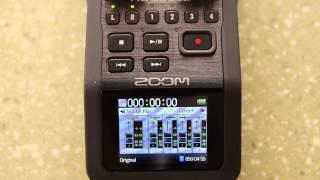 Zoom H6 Overdub Mixer