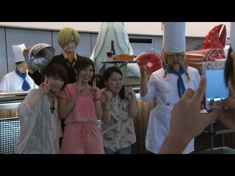 ONE PIECE At Sun Sun Island 【Fuji TV Official】