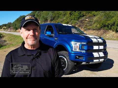 2018 Ford F-150 Shelby Super Snake: Test Drive – PickupTrucks.com