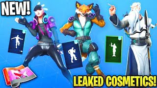 *NEW* Leaked Fortnite Skins & Emotes.! (Freestyle, Infectious) Season 10