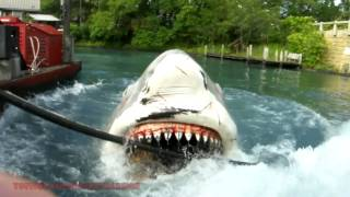 Jaws The Ride (Complete HD Experience) Universal Orlando