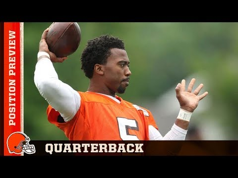 Training Camp Position Preview: Quarterback | Cleveland Browns