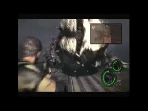 Let's play Resident Evil 5 part 10- Irving