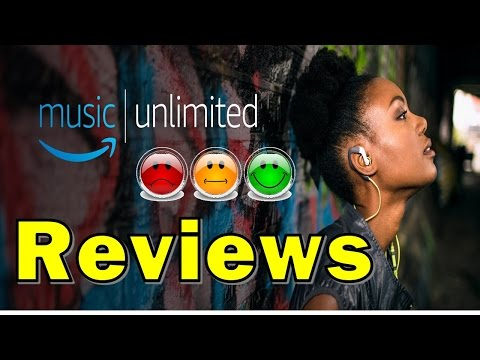 Amazon Music Unlimited Review 🎧 🎼 🎤 🎷 🎺 🎸 🎹 🎻