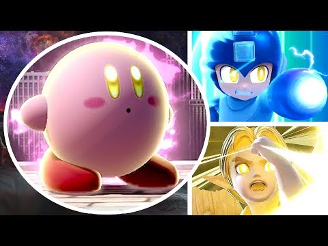 Super Smash Bros Ultimate - All Final Smashes and All Characters Taunts 60fps (Switch 1080p HD) thumbnail