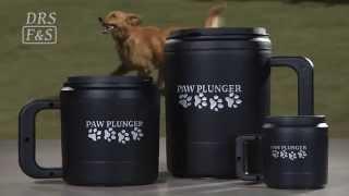 Лапомойка для собак Paw Plunger