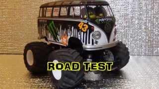 TAMIYA VW TYPE 2 (WR-02) ROAD TEST *Autumn*