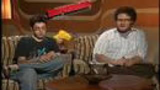 Seth Rogen Christopher Mintz Plasse interview for Superbad thumbnail