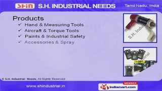 Industrial Tools By S.h. Industrial Needs, Chennai