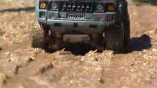 XMODS Hummer H2 Off-Roading in Mud