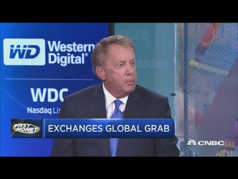 CME Group CEO weighs in on the global exchange grab