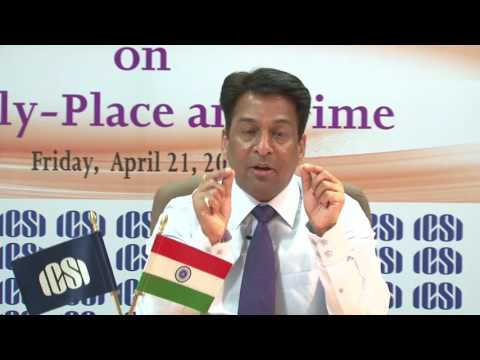 GST Place and Time of Supply - CA Bimal Jain -21.04.2017