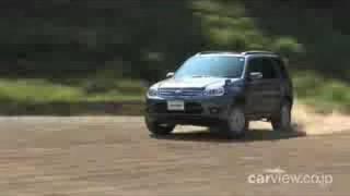 オフロードで乗り倒す! Fordの全SUVに試乗