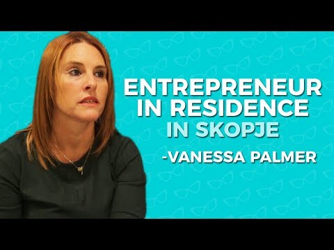 Barcelona to Skopje - #SwissEP Entrepreneur in Residence - Vanessa Palmer