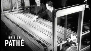 Severn Bridge Model  (1954)