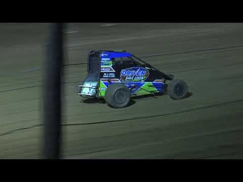 Lincoln Park Speedway  Indiana Midget Week  A Main Part 1  6-6-19