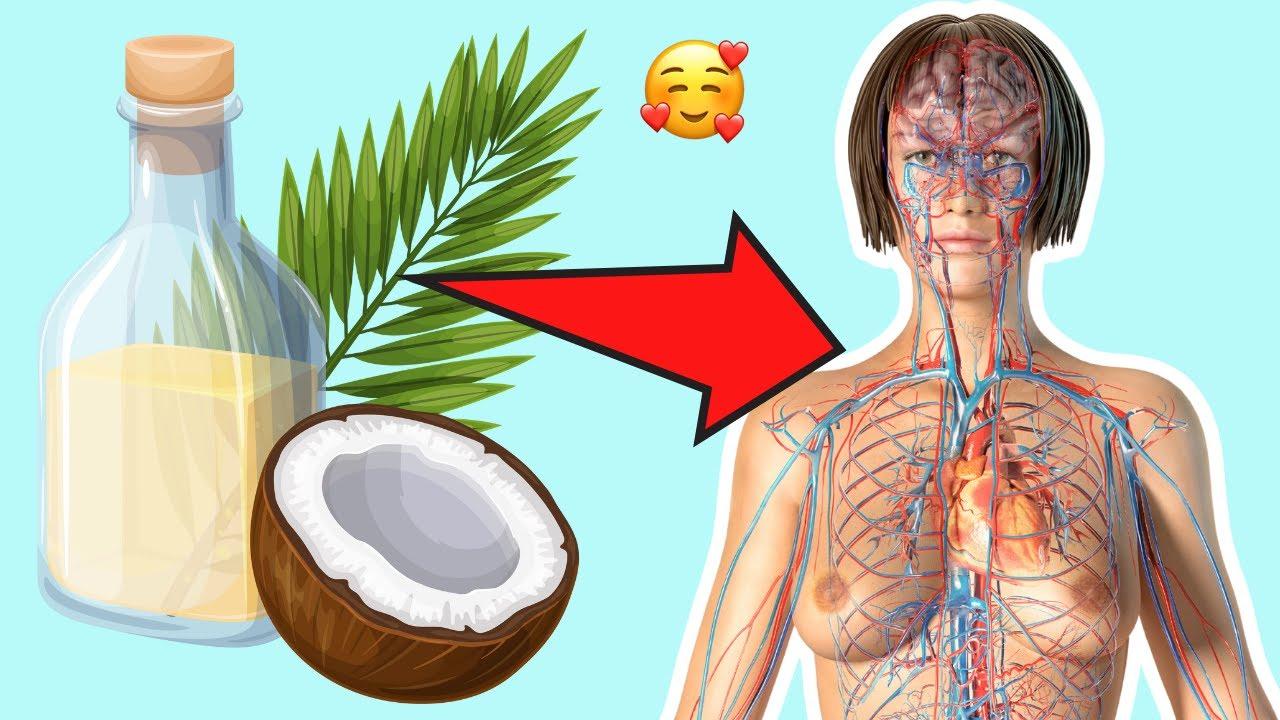 Cuanto tiempo hay que tomar aceite de coco para adelgazar