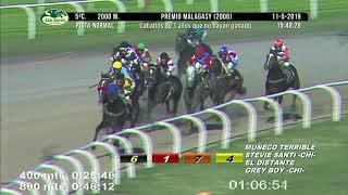 Vidéo de la course PMU PREMIO MALAGASY 2006