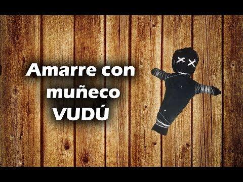 Amarre con Muñeco Vudú (Fácil de hacer)