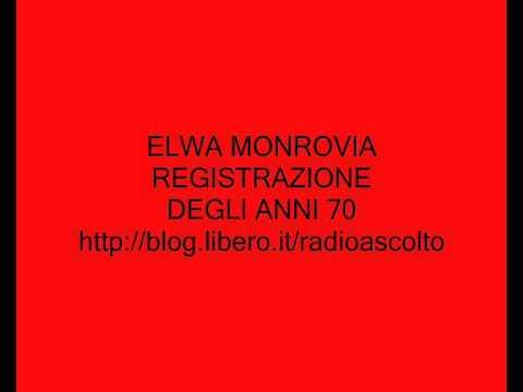 RADIO VINTAGE AUDIOCLIP ELWA MONROVIA