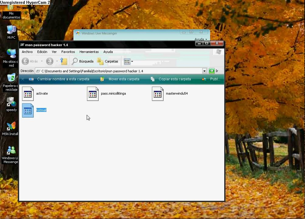 how to hack msn account