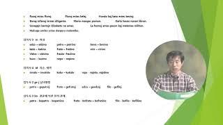 esperanto leciono 3