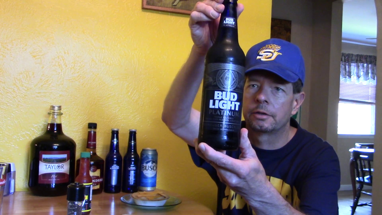 beer review budweiser magnum giggle water 411 - 1280×720
