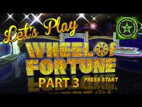 Let's Play - Wheel of Fortune Part 3