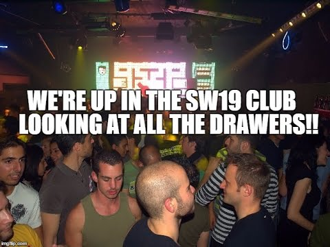 Podcast #60: Welcome to the SW19 Draw Club