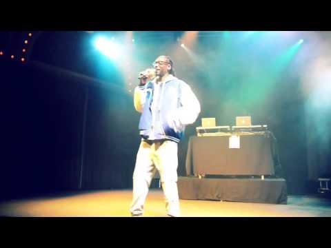 Snoop Dogg at The Crystal Ballroom in Portland,Oregon 12-22-2015