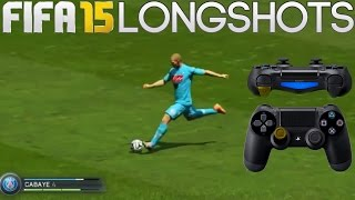 Fifa 15 Longshot Tutorial | How to score Longshots | Simple & Easy Thumbnail