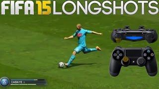 Fifa 15 Longshot Tutorial | How to score Longshots | Simple & Easy Thumbnail